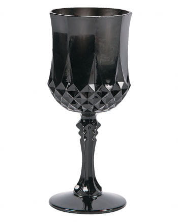 Wineglass diamond black