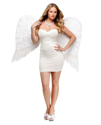 White angel wings great