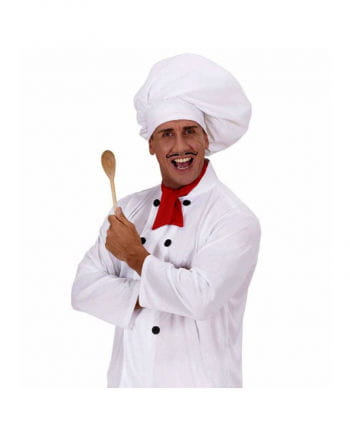 Maxi white chef hat