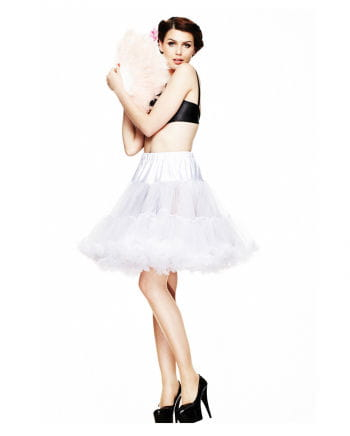 Weisser Petticoat