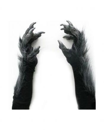 Werewolf Gloves Deluxe Black