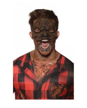 Werewolf Lycans half mask