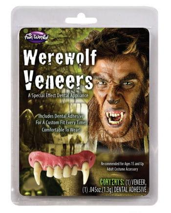 Werwolf Reißzähne