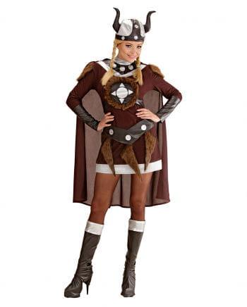 Wikinger Walküre Viktoria Kostüm 42-44