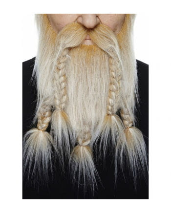 Viking Combi beard blond ash