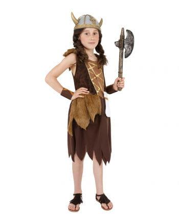 Wikinger Mädchen Kostüm