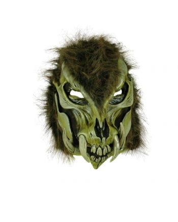 Wild beast latex mask