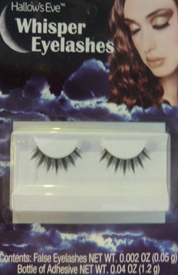 Long eyelashes Deluxe