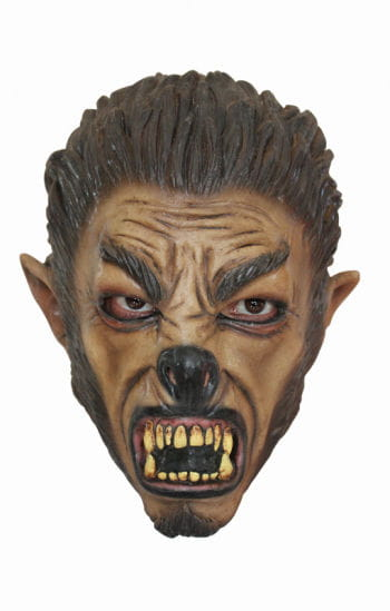 Werwolf Lykaner Maske
