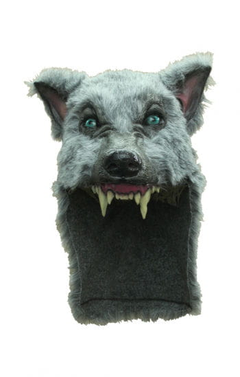 Wolfs Krieger Helm