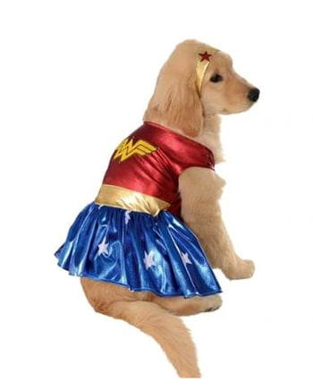 Wonder Woman Hundekostüm
