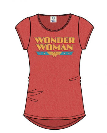 Wonder Woman Frauen T-Shirt