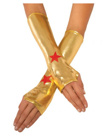 Wonder Woman gauntlets