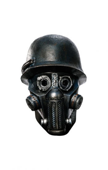 World War gas mask