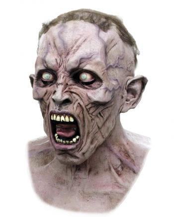 World War Z Scream Zombie Maske Dlx
