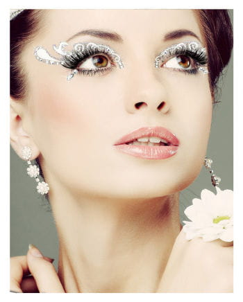 Xotic Eyes Bride White