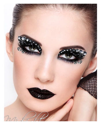 Xotic Eyes Gothic Black