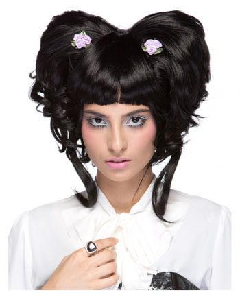 Damenperücke Yuki black