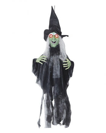Dithering witch Animatronic