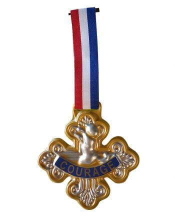 Zauberer von Oz Mut Medaille