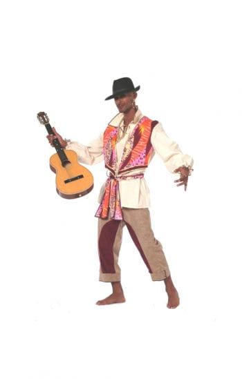 Zigeuner Kostüm