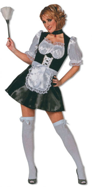 French Maid Costume M