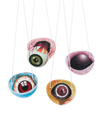 Zombie eye patches