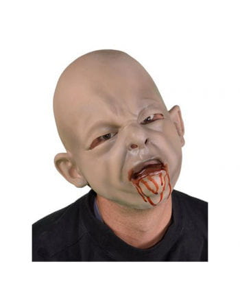 Zombie Baby Latex Mask