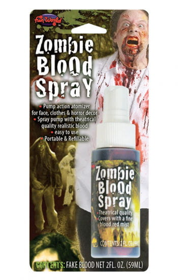 Zombie Blood Spray