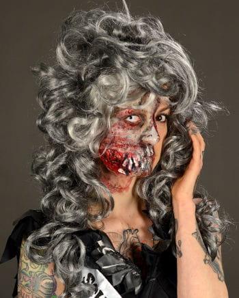 Zombie Cheekbone Wunde