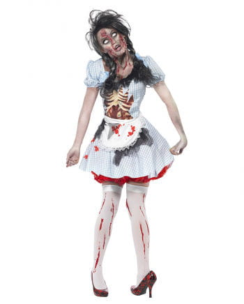 Splatter Girl Costume