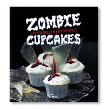 Zombie Cupcakes recipe book