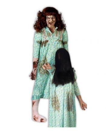 Zombie-Exorzist Nachthemd Kostüm