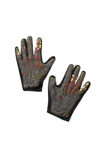 Horror Handschuhe Zombie