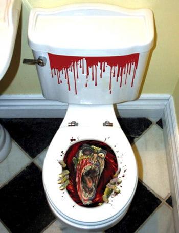 Zombie Toilet Seat Grabber
