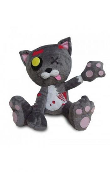 Zombie Kuscheltier Katze