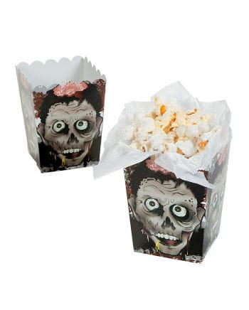Zombie Mini Popcorn-Box