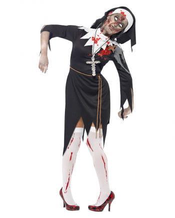 Zombie Nonnen Kostüm