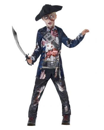 Zombie Pirate Kinderkostüm