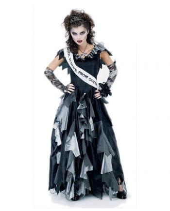 Zombie Prom Queen Costume. L
