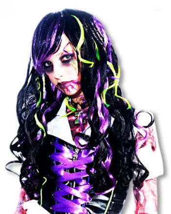Zombie Rocker Child Wig
