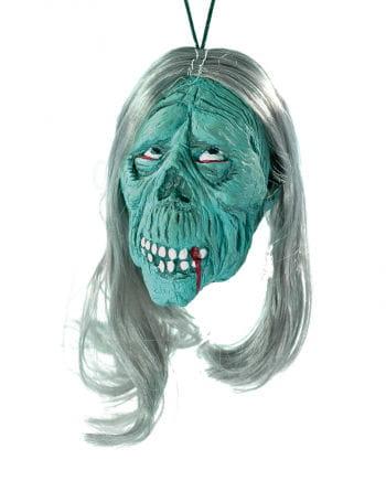 Schrumpfkopf Zombie