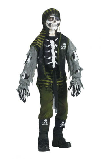 Zombie pirates costume