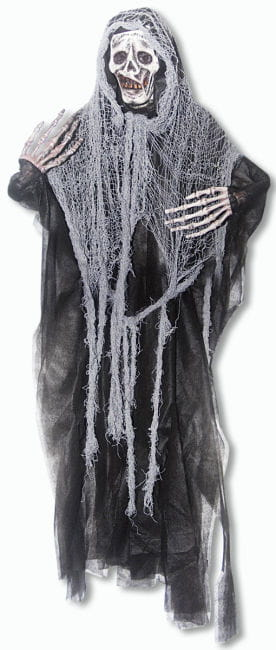 Zombie Skelett Hängefigur 98cm