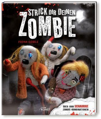 Zombie Strickbuch