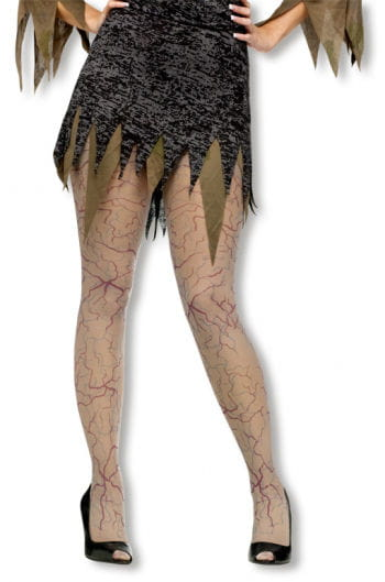 Zombie Veins Tights