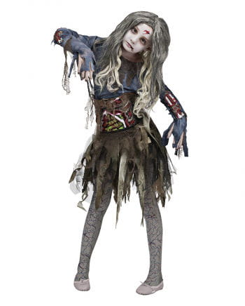 3D Zombie costume for girls