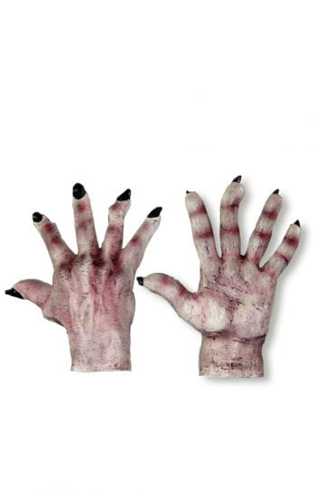 Demon Hands Light Coloured