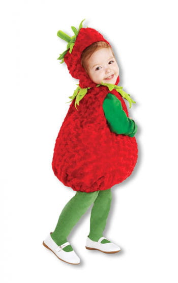 Sugar Sweet Strawberry Baby Costume