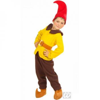 Dwarf Costume Yellow